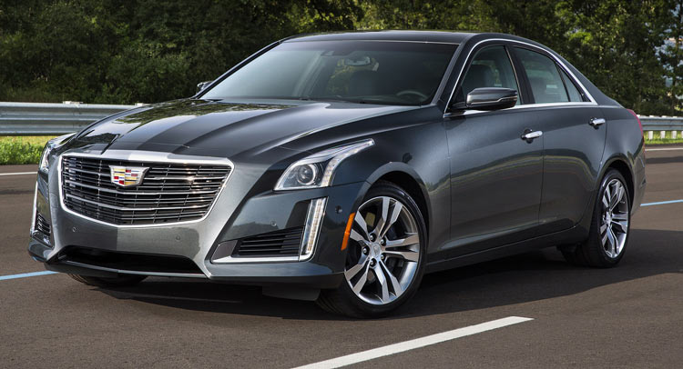 2016 cadillac ats and cts get new v6 8 speed auto and. Black Bedroom Furniture Sets. Home Design Ideas