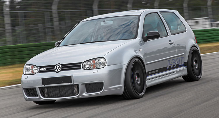 hperformance transforms a golf 4 r32 into a serious powerhouse carscoops. Black Bedroom Furniture Sets. Home Design Ideas