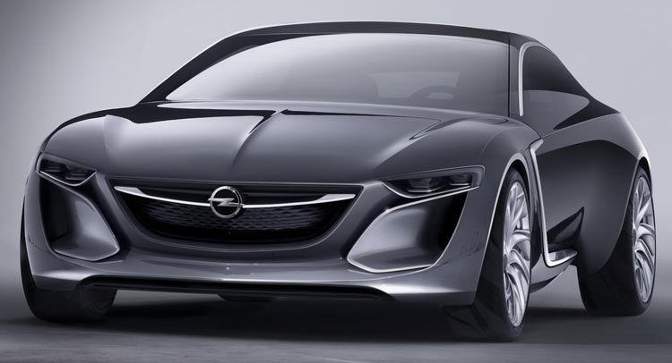 Opel Reportedly Developing All New Gt Sports Car For 2018 Carscoops