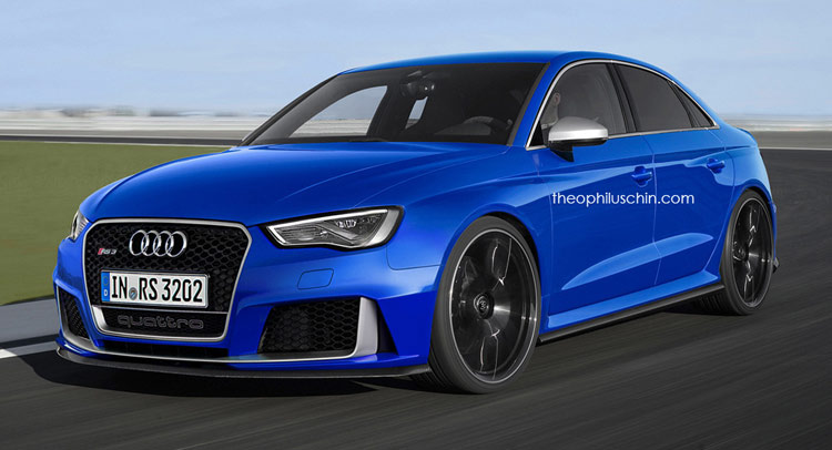 Audi Says More RS Models In The Works For US Carscoops - Audi recent model