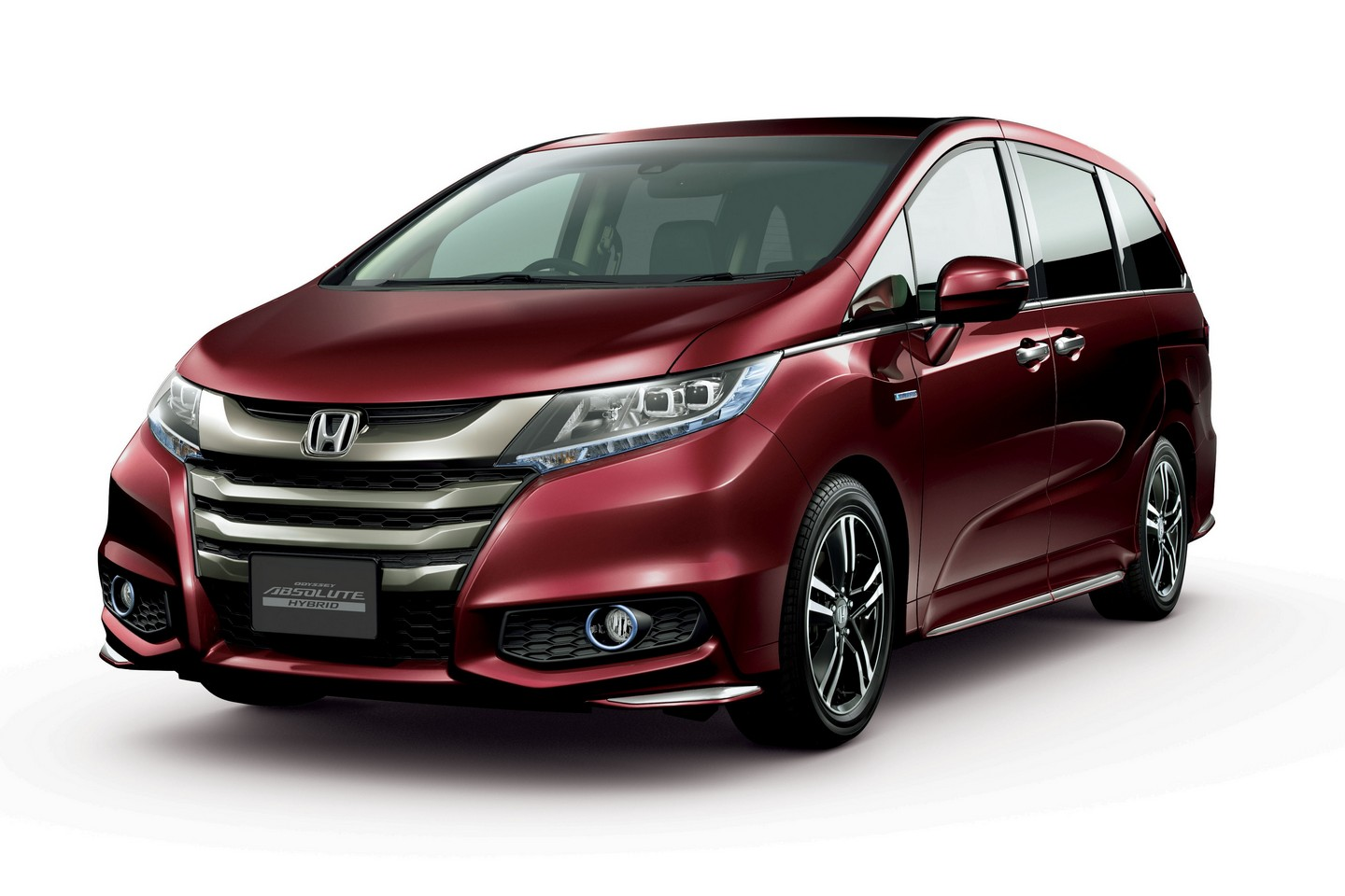 Honda Odyssey Hybrid Goes On Sale In Japan Carscoops