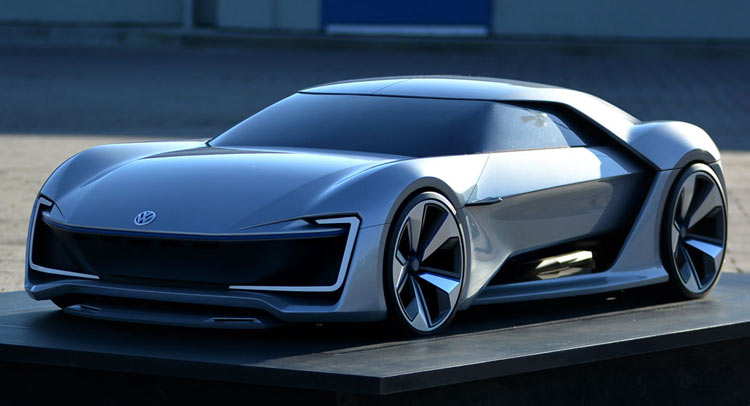 vw gt ge is a company sponsored thesis for sports ev | carscoops