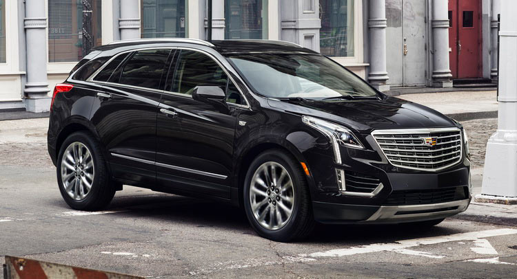 2017 Cadillac Xt5 Hits Us Dealerships In April Priced From 38 995 Carscoops