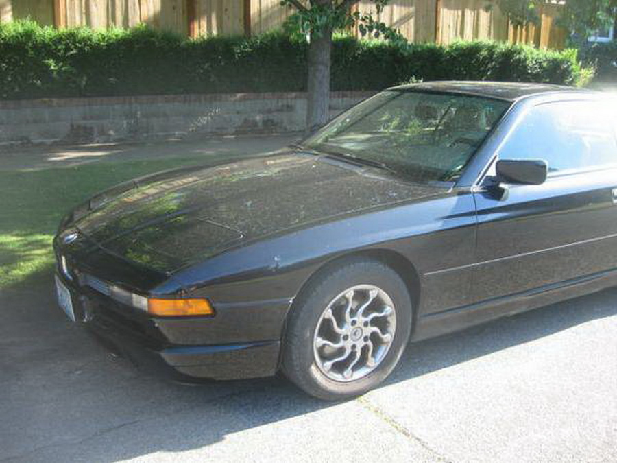 Used Cars Seattle Craigslist >> This Cheap Manual BMW 850i Could Be Someone's Dream Project Or Worst Nightmare | Carscoops