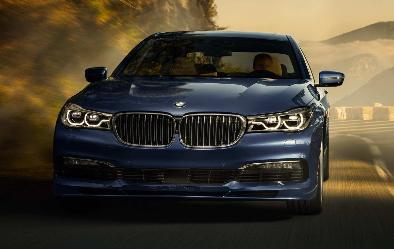Alpina B XDrive Is The Closest Thing To A BMW M Pics - Bmw m7 alpina