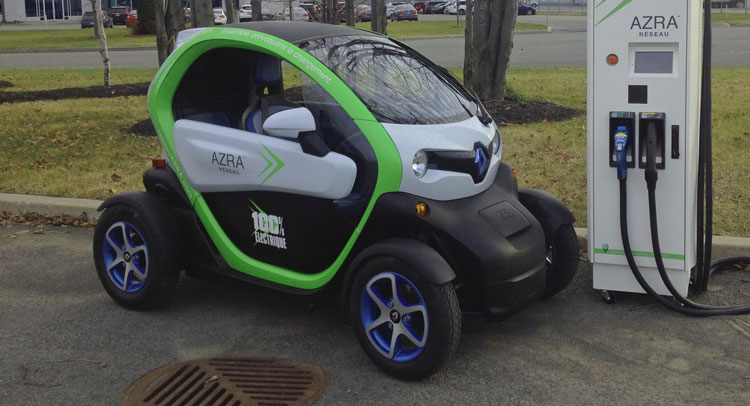 Renault Twizy Arrives In Canada Would You Buy One Carscoops - Buy car in canada