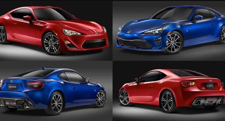 toyota 86 vs brz 2017. Black Bedroom Furniture Sets. Home Design Ideas