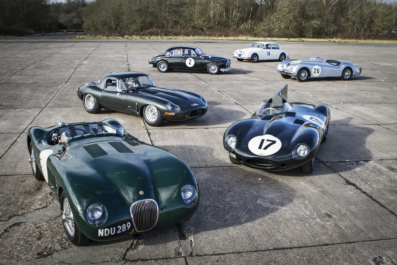 JLR Launches Classic Division To Support Vintage Car Owners | Carscoops