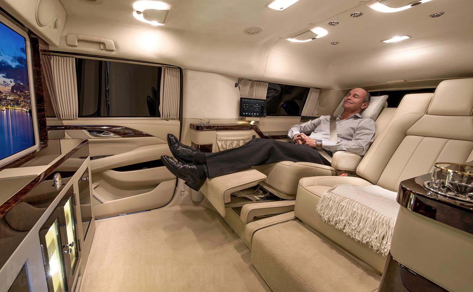 Meet Dr. Dre's New Custom Cadillac Escalade ESV | Carscoops