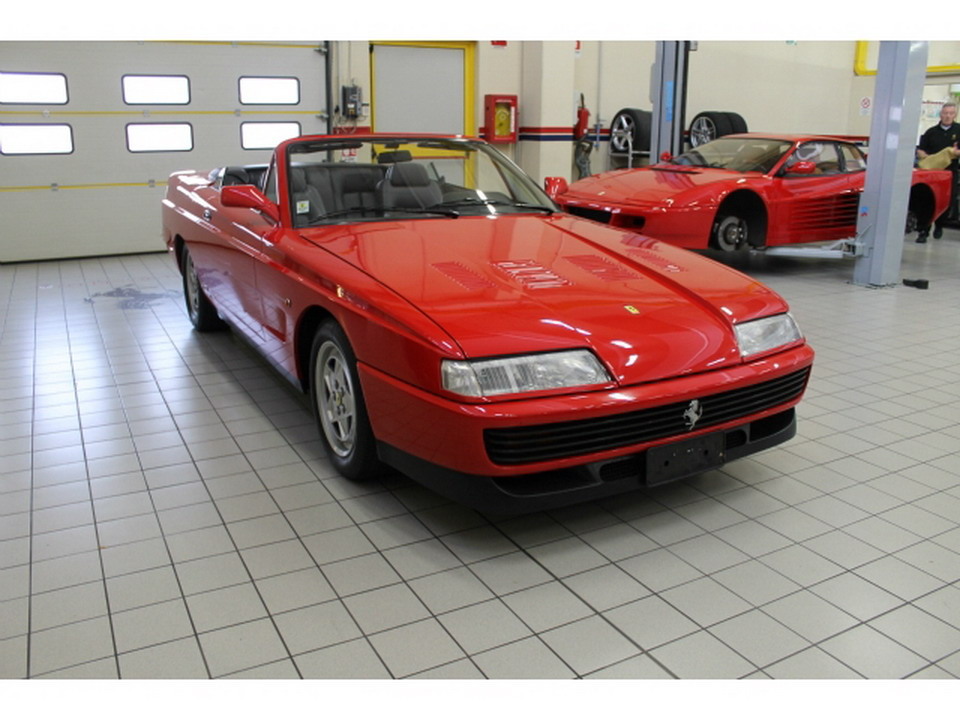 412 Pavesi Ventorosso Is A Contender For The Ugliest