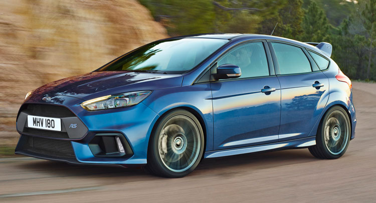 ford plotting a focus rs500 would be great news for hot hatch fans carscoops. Black Bedroom Furniture Sets. Home Design Ideas