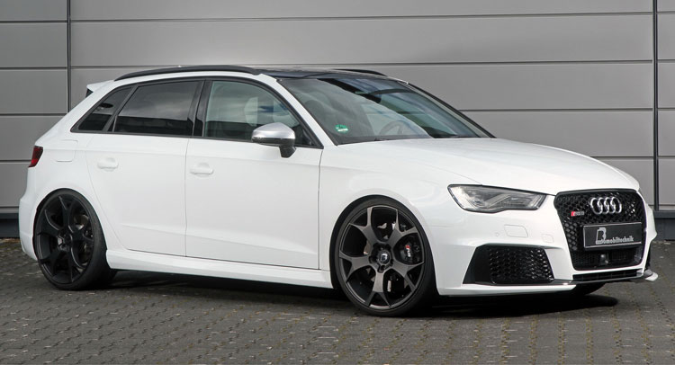 audi rs3 by b b is more powerful than a porsche 911 gt3 rs. Black Bedroom Furniture Sets. Home Design Ideas
