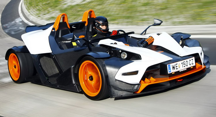 KTM X-Bow Coming To The US Next Year | Carscoops