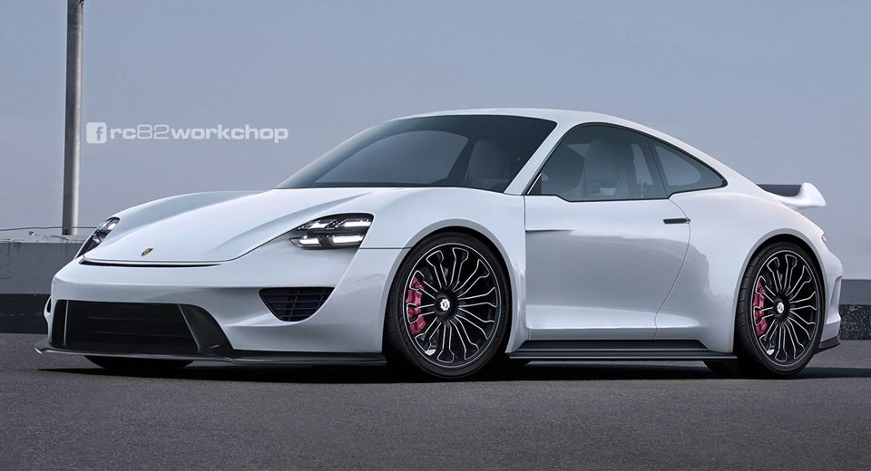 porsche electric. Porsche Mission-E Begets Electric 911 \u2013 Yay Or Nay?