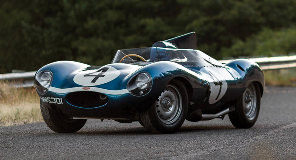 Ecurie Ecosse\'s Beautiful Le Mans-Winning Jaguar D-Type For Sale ...