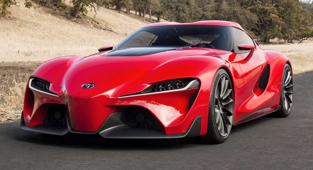Toyota Supra On Track For 2018 Rebirth Carscoops