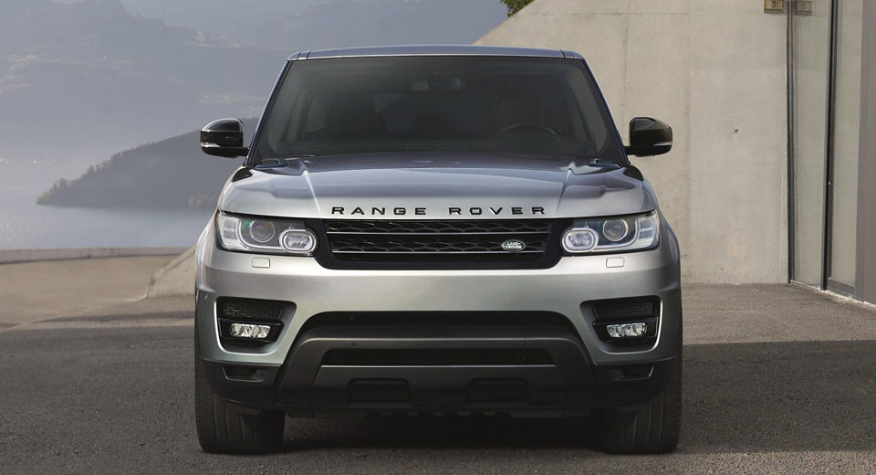 2017 range rover sport arrives in the us priced from 65 650 carscoops. Black Bedroom Furniture Sets. Home Design Ideas