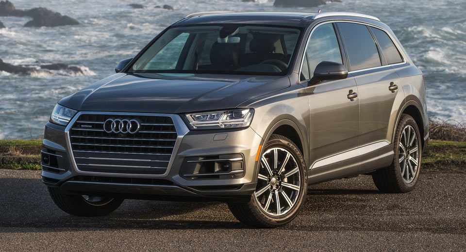 Spy Pics New Audi Q7 Autos Post