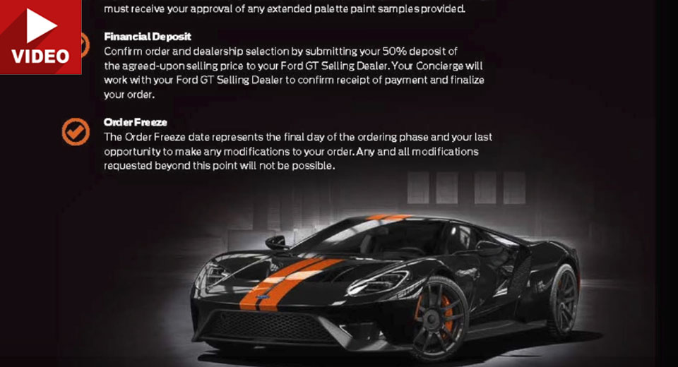 Take A Look At Fords Welcome Guide Given To  Gt Owners