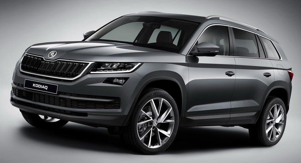 Skoda Boss Confirms Kodiaq Plug In Hybrid For 2019 Carscoops