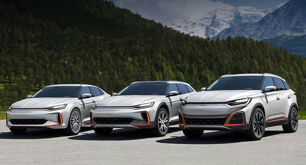 China\'s WM Motors Unveils Fleet Of Affordable EVs | Carscoops