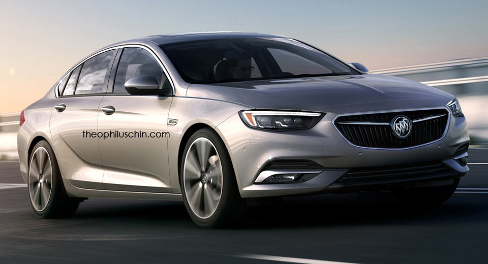 new opel insignia grand sport dresses up as a buick regal carscoops. Black Bedroom Furniture Sets. Home Design Ideas
