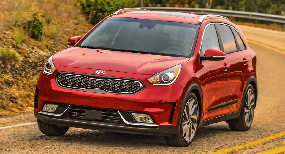 2017 kia niro starts from 22 890 adds launch edition. Black Bedroom Furniture Sets. Home Design Ideas
