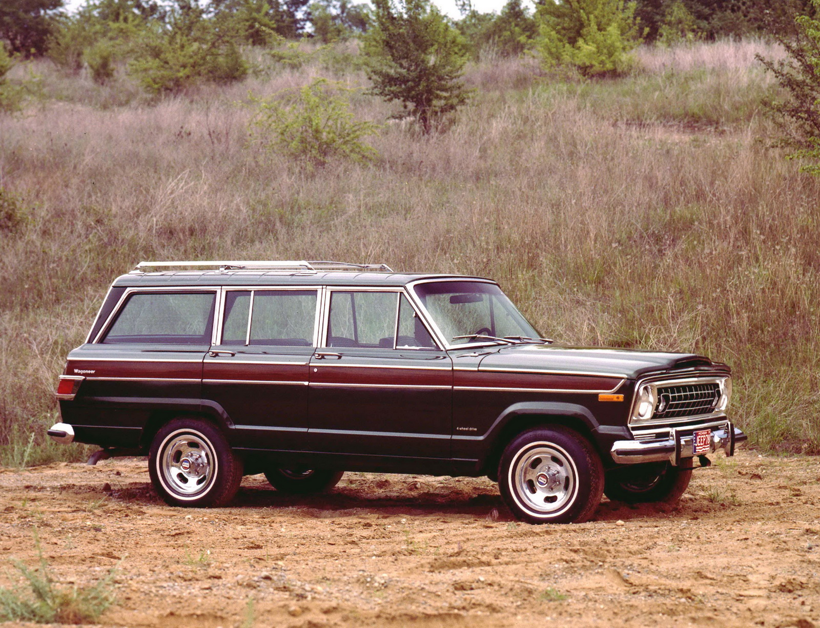 Upcoming Jeep Wagoneer & Grand Wagoneer To Be Revived As Body-on ...