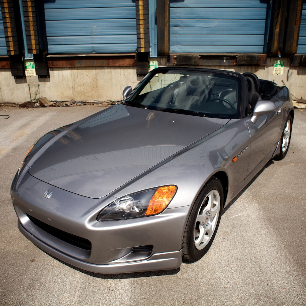 There's A Virtually nd New Honda S2000 With Only 910 Miles For ...