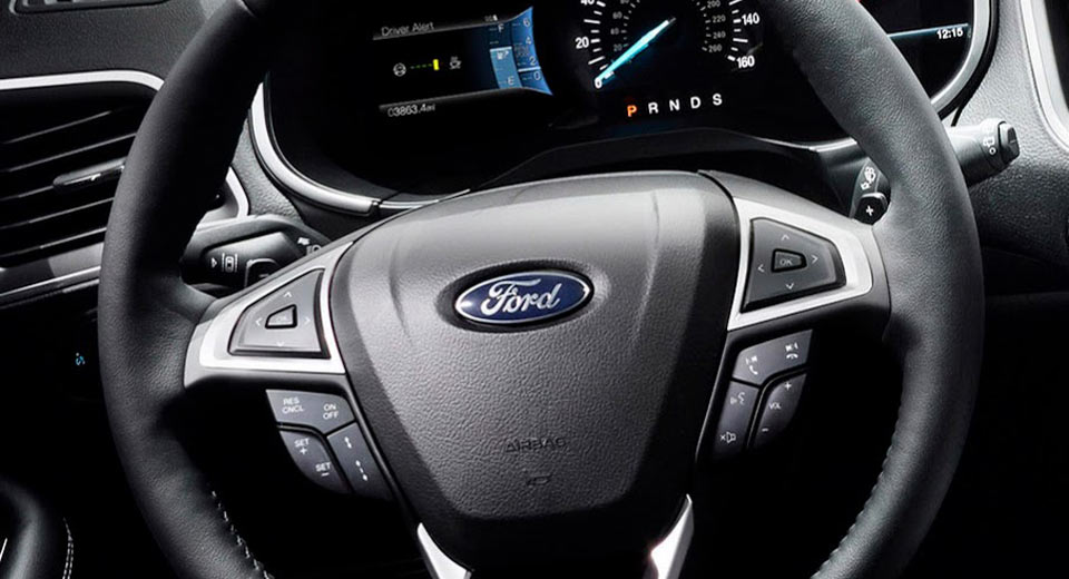 Takata Strikes Again Ford And Lincoln Recall  Cars In North America Carscoops