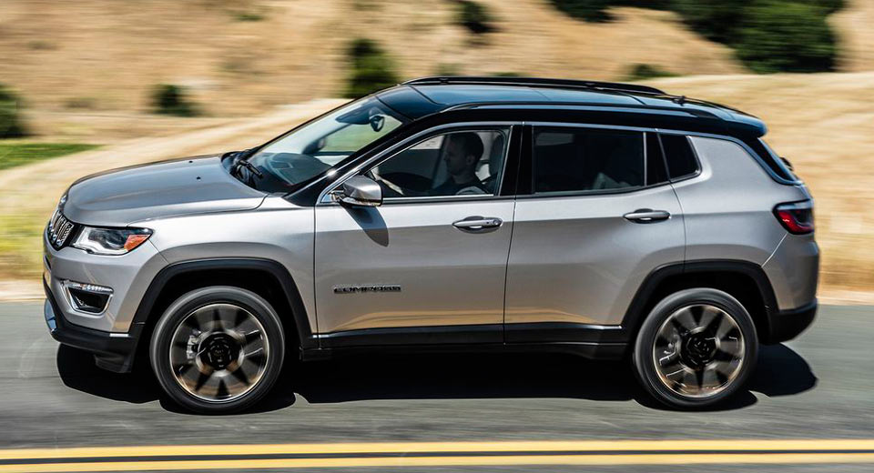 Top 2017 Jeep Compass Heading To Geneva For Its European Premiere  WM34