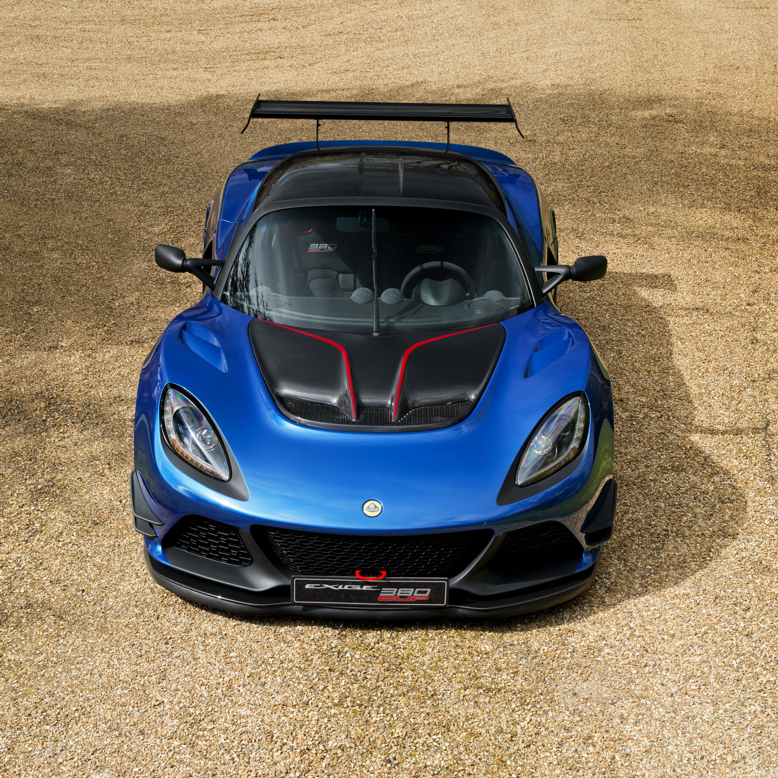 New Lotus Exige Cup 380 Is For Those Who Think A GT3 RS Is