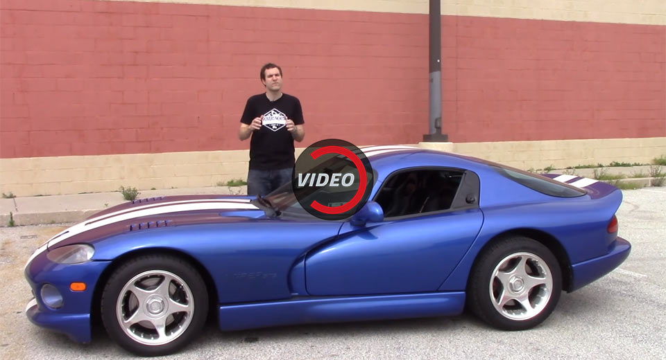 This Is How Much CarMax Will Give You For A 20-Year-Old Dodge Viper ...