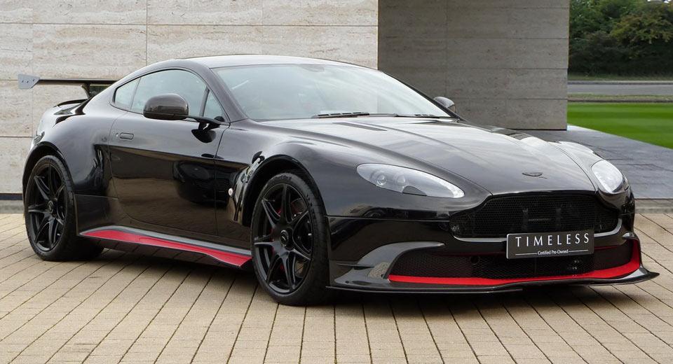 Of Aston Martin Vantage GTs Could Make You Break The Piggy - Aston martin near me