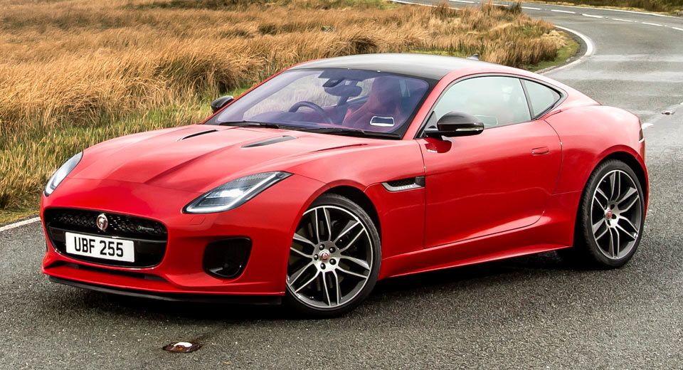 Jaguar's New 4-Cylinder F-Type Priced From $59,900 In