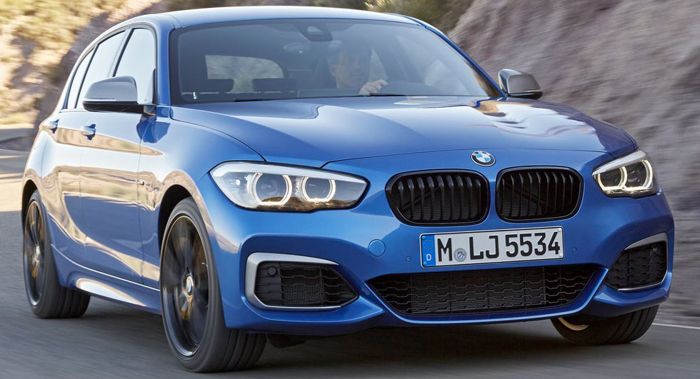 2018 Bmw 1 Series Bows With Updated Interior New Tech