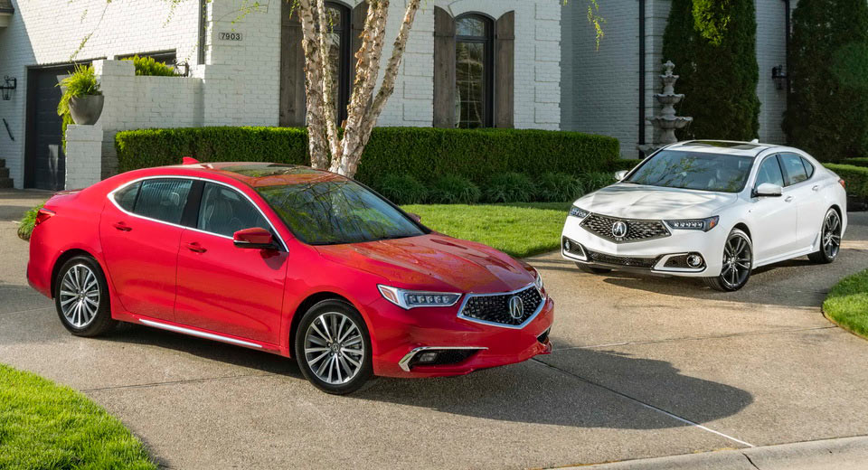 2018 acura tlx priced from 33 000 in showrooms next. Black Bedroom Furniture Sets. Home Design Ideas