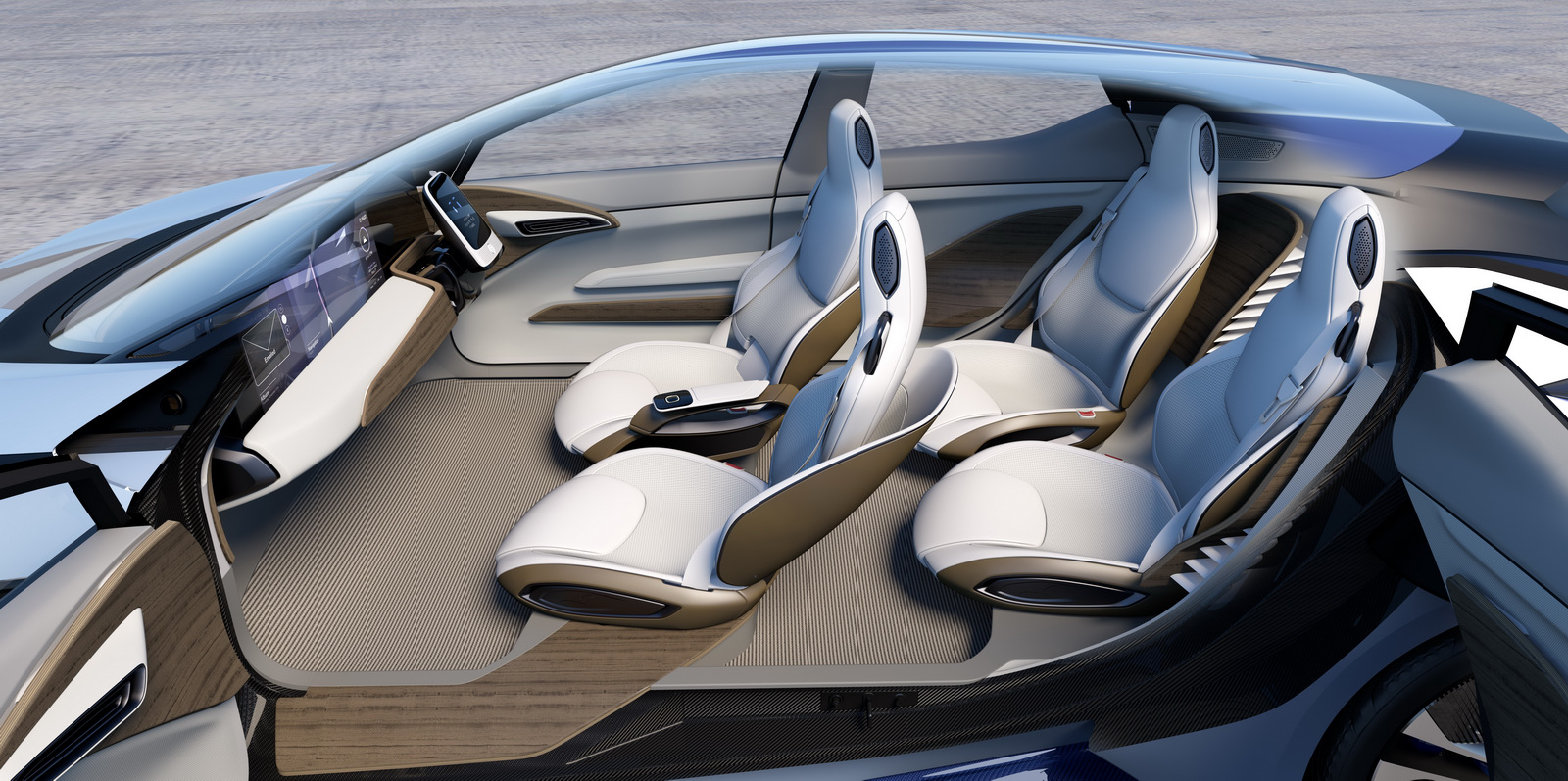 Faurecia And ZF Team Up To Develop 'Cockpit Of The Future ...