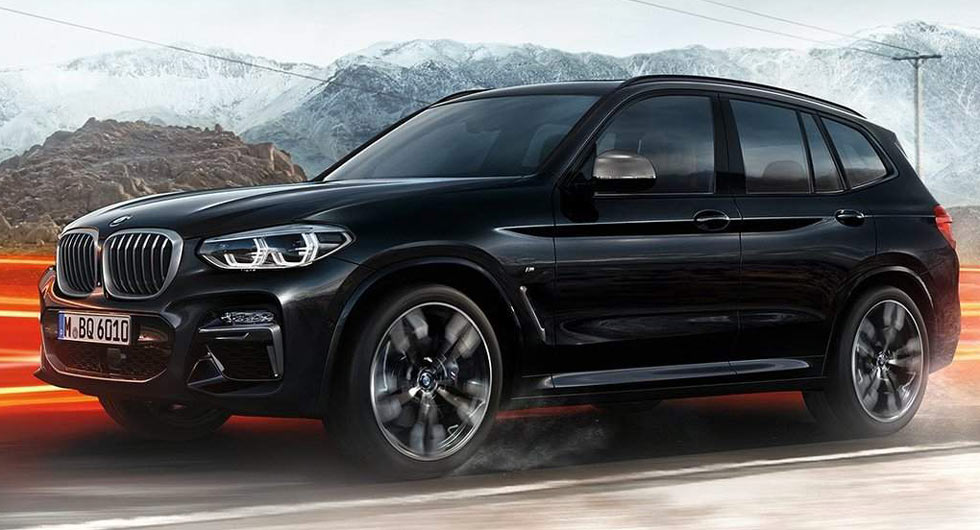 BMW Plans To Officially Reveal The Next Generation Of Its X3 This Monday,  On June 26, But Weu0027re Guessing The Memo Got Lost Somewhere Along The Way In  Honk ...
