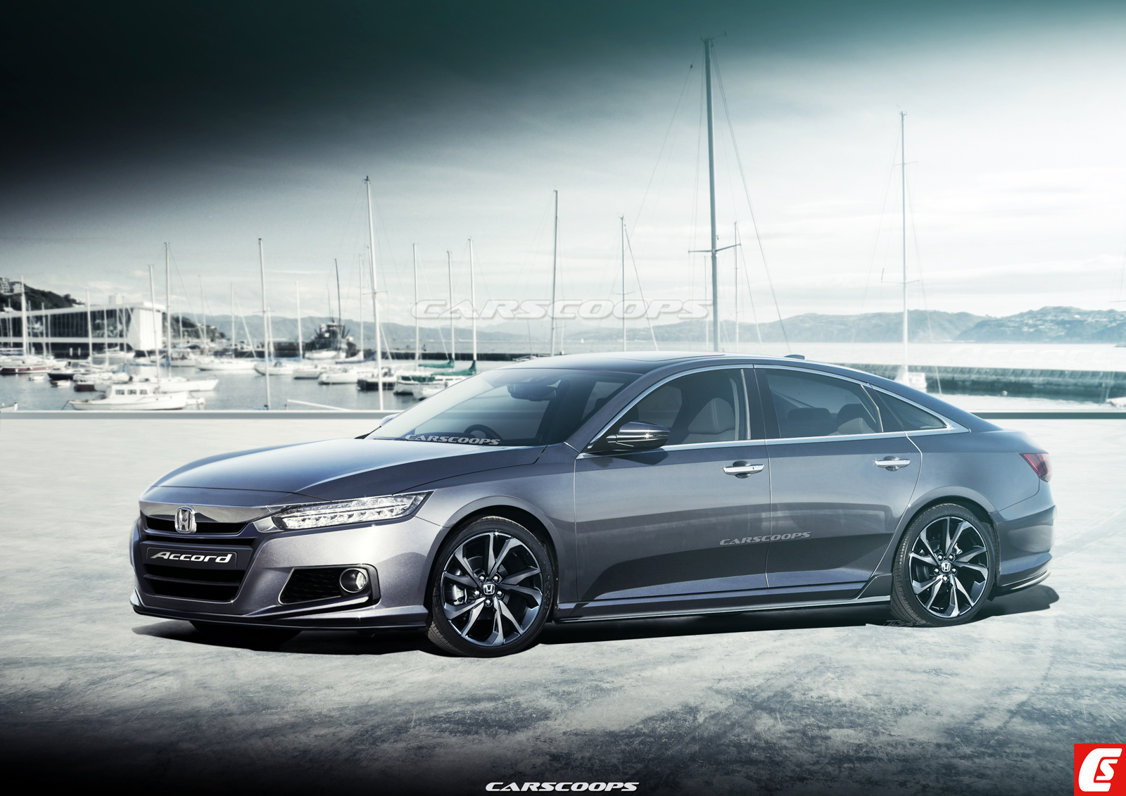 Future Cars 2018 Honda Accord Goes From Placid To Playful