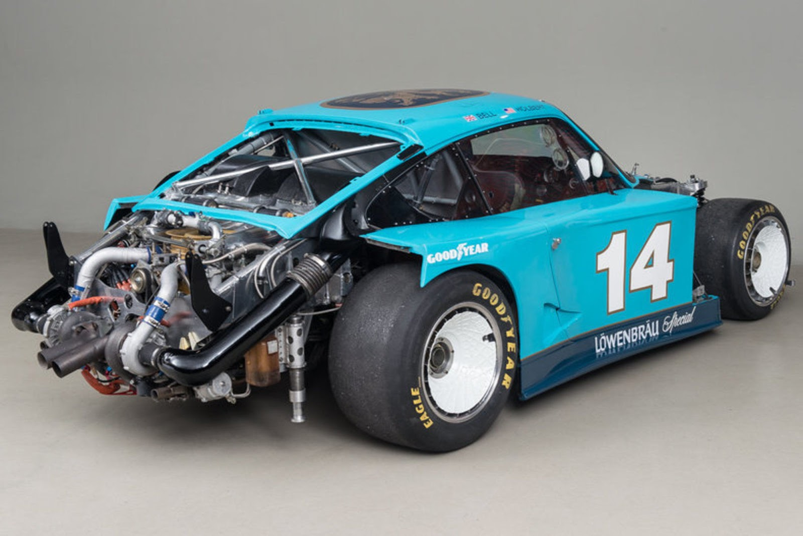 1981 Porsche 935 K4 Is 2 85 Million Worth Of Racing
