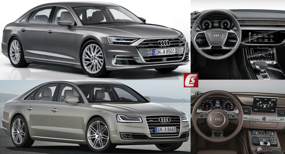 Is The New Audi A That Much Of An Improvement Over The Old One - All audi