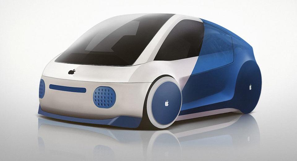 Apple Inches Toward Record After Report on Autonomous Car Plans