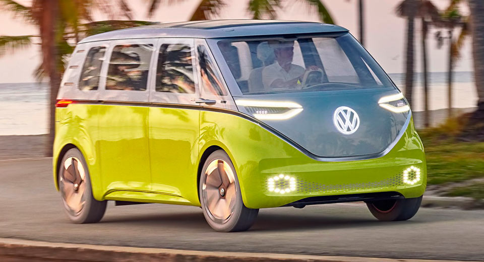 vw confirms id buzz  production   carscoops