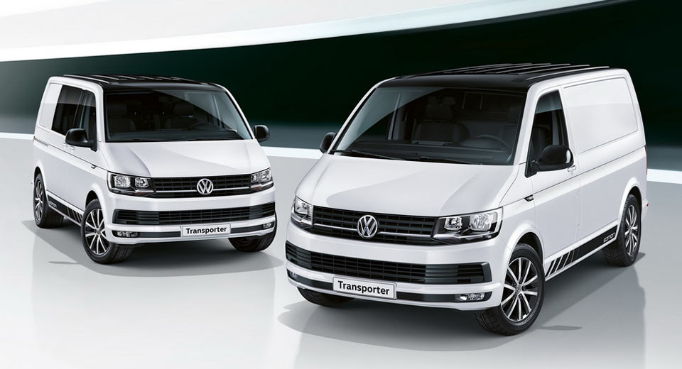 New VW Transporter Edition Reaches The UK Priced From GBP28990