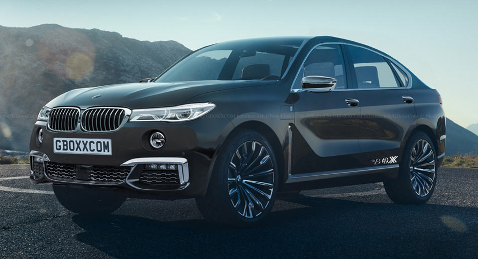 X8 Bmw >> This BMW X8 Is An X7 SAV In Disguise | Carscoops