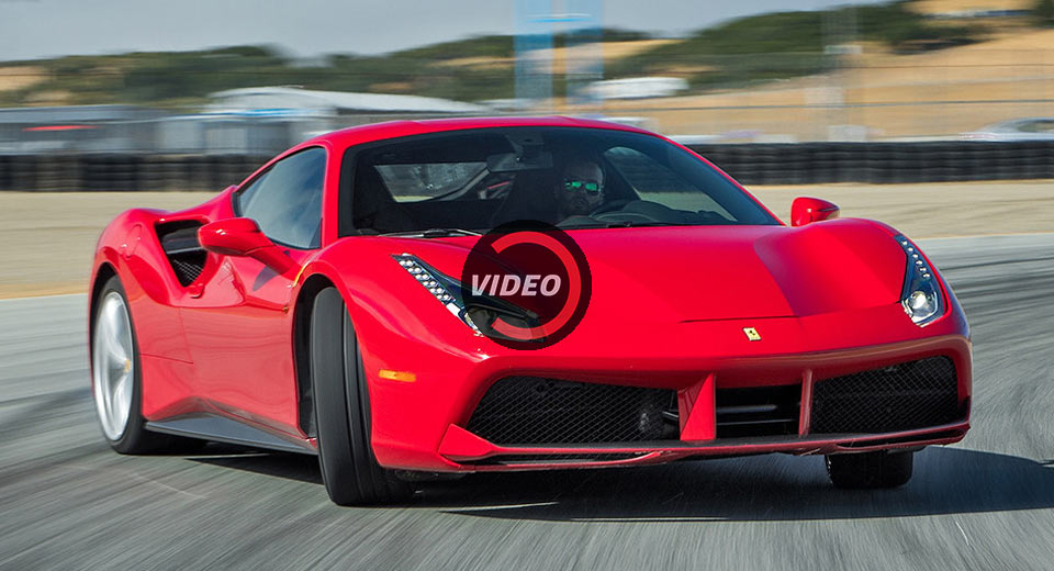 Ferrari 488 gtb is 2017 best driver 39 s car according to for Motor trend drivers car of the year