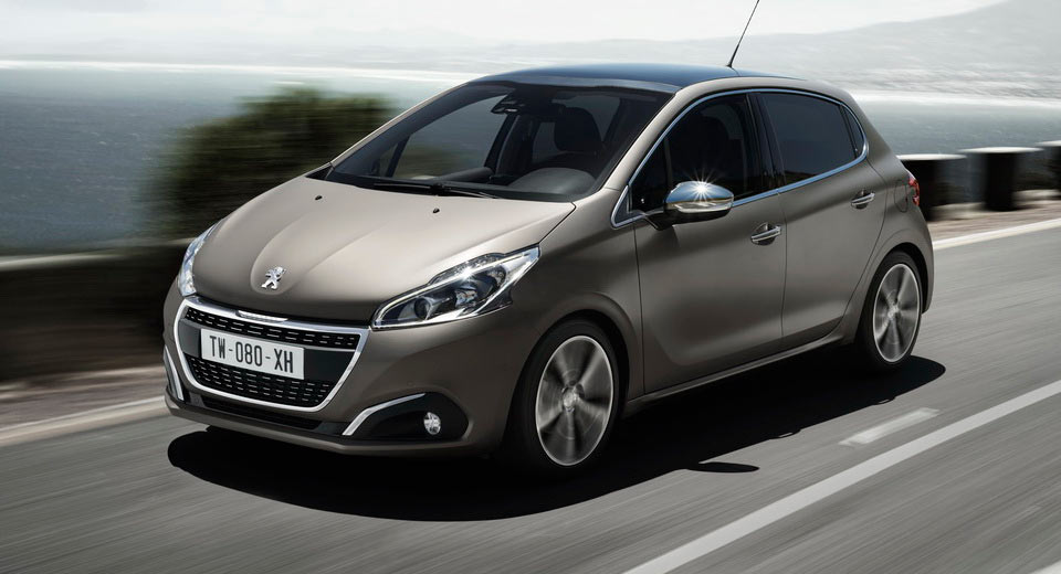 next peugeot 208 to be offered in pure ev version as well in 2019 carscoops. Black Bedroom Furniture Sets. Home Design Ideas