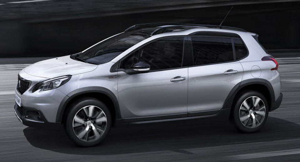 next gen peugeot 2008 reportedly coming in 2019 with. Black Bedroom Furniture Sets. Home Design Ideas