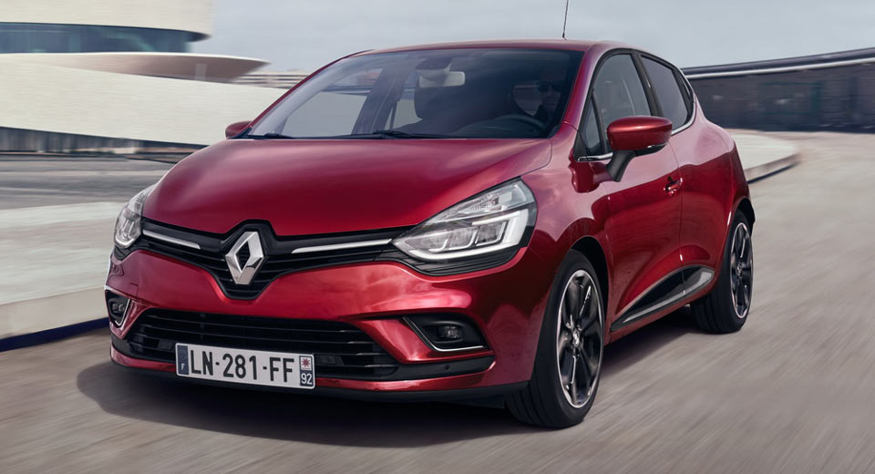next renault clio to come with electrification and autonomous driving carscoops. Black Bedroom Furniture Sets. Home Design Ideas